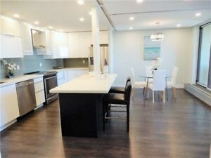 Professionally Renovated Beautiful 2 Bdr, 2 Baths Condo