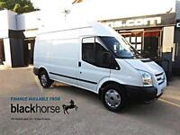 2012 Ford Transit T350 Trend 2.2TDCi 125ps MWB HR A/C Cruise Control Diesel whit