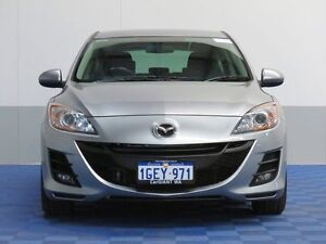 2009 Mazda 3 BL Maxx Sport Grey 5 Speed Automatic Hatchback Morley Bayswater Area Preview