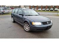 Volkswagen Passat Wagon 4 Motion All wheel Drive Certified/Etest