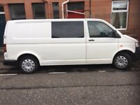 Volkswagen Transporter T30 2004 long Mot and well looked after