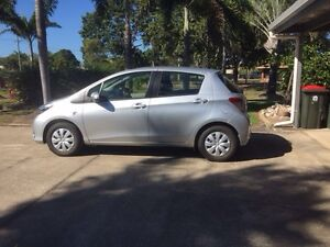 Toyota Yaris yr 07/2014 Yabulu Townsville Surrounds Preview