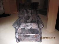 beau fauteuil inclinable