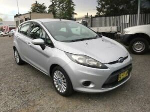 2011 Ford Fiesta WT LX Silver 5 Speed Manual Hatchback Penrith Penrith Area Preview