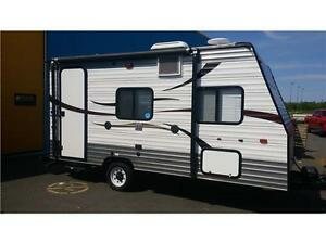 CHEROKEE WOLF PUP 16 FOOT TRAVEL TRAILER