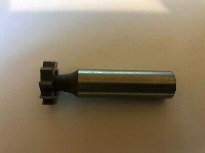 American Standard # 1210 Carbide Tipped Straight Tooth Keyseat Cutter 1 1//4 Diameter x 3//8Wide 3-1//4Long