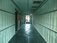 commercial & industrial Spray Foam call for quote 1-888-225-9223