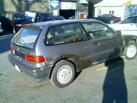 1990 Honda Civic DX HATCHBACK project Hatchback