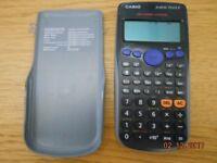 CASIO fx82AU plus2 scientific math calculator