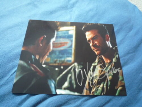 ALAN VAN SPRANG signed Autogramm 20x25 In Person LAND OF THE DEAD Zombie