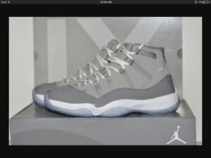 Jordan XI Cool Greys