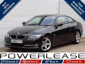 2012 62 BMW 3 SERIES 2.0 318I SE 2D 141 BHP