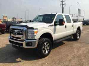 2013 Ford F-250 XLT Backup camera/bluetooth/touch screen