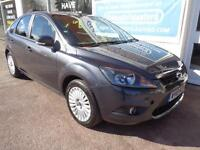 Ford Focus 1.6 ( 100ps ) 2010 Titanium Full S/H 2 former keepers P/X Swap