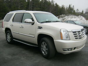 08 escalade leather dvd sunroof all power