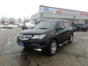 2008 Acura MDX ELITE PKG NAVI,BACK UP CAMERA 7 PASSENGERS