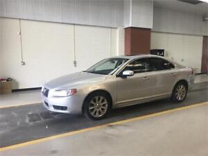 2011 Volvo S80, prix de ventte 12995$, 209$/mois 0$ de comptant