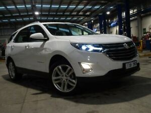 2017 Holden Equinox EQ MY18 LTZ AWD White 9 Speed Sports Automatic Wagon Strathmore Heights Moonee Valley Preview
