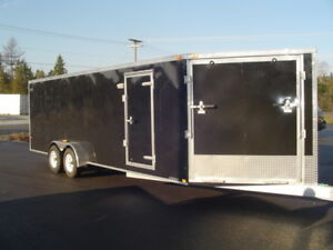 Factory Outlet Pricing on Drivein/out Snow Trailers!