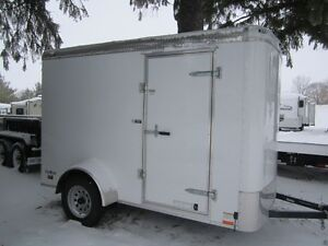RENTAL - Enclosed Cargo 6x10