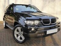 BMW X5 3.0d Sport ....Superb Sport Edition, Complete with Satellite Navigation and Full Leather
