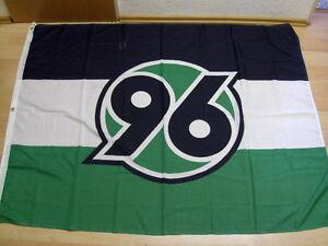 Fahnen Flagge Hannover 96 - 120 x 150 cm