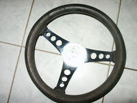 "12"" Steering Wheel ""the 500"" Hot Rod or Rat Rod"