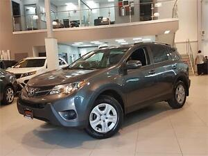 2015 Toyota RAV4 LE-AWD-REAR CAM-BLUETOOTH-ONLY 45KM