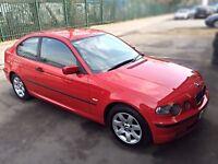 BMW e46 318ti Compact SE
