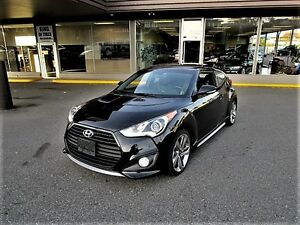 2014 Hyundai Veloster Turbo - Tech Pkg