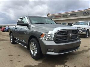 2010 Dodge Ram 1500 Sport- Locally Owned, Remote Start, Leather