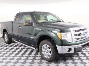 2014 Ford F-150 XLT 4x4 SuperCab 145.0 in. WB