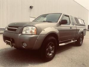 2004 Nissan Frontier Desert Runner Package( Exceptionally Clean)