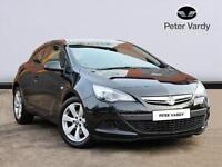 2012 VAUXHALL ASTRA GTC COUPE