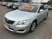 2007 Toyota Aurion GSV40R AT-X Silver 6 Speed Auto Sequential Sedan Lansvale Liverpool Area Preview