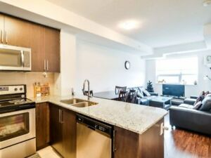 SPACIOUS CONDO AVAILABLE FOR RENT NEAR WOODBINE FOR 2 PEOPLE!