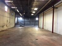 11,820 SQ. FT - INDUSTRIAL BAY AVAILABLE IMMEDIATELY