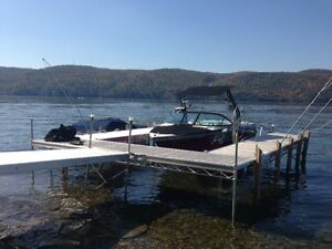 MADE IN CANADA ALUMINUM DOCKS AND BOAT LIFTS