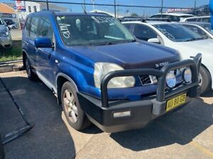 2007 Nissan X-Trail T31 ST-L Blue 1 Speed Constant Variable Wagon Wickham Newcastle Area Preview