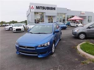 2012 Mitsubishi Lancer SE AWC CVT