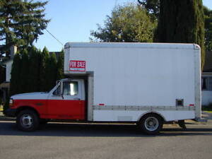 1996 Ford F-350 ex. u-haul trade for heavy pickup truck or?