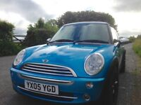 Lovely Mini inside and out!
