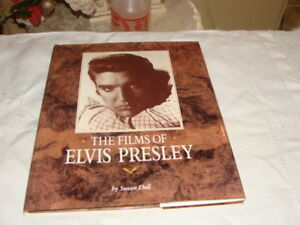 magnifique livre ''The films of Elvis'' copyright 1991