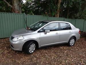 2007 Nissan Tiida Sedan 4cyl 6 Speed Manual 75,000klm Only Redbank Plains Ipswich City Preview