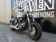 2016 Harley-Davidson DYNA FAT BOB 103 (FXDF) Road Bike 1690cc Dandenong Greater Dandenong Preview