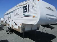 2006 Conquest 28FWBH 5th wheel with bunks