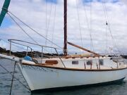 Wooden sloop (sailing boat ) St Andrews Beach Mornington Peninsula Preview