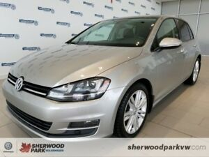 2015 Volkswagen Golf Highline *Certified Pre-Owned*