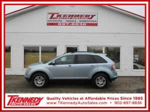 2008 FORD EDGE  SEL ALL-WHEEL-DRIVE ** SHOWROOM CONDITION **