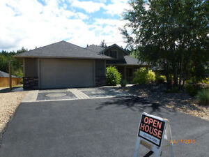 Modern rancher open concept style home for sale.